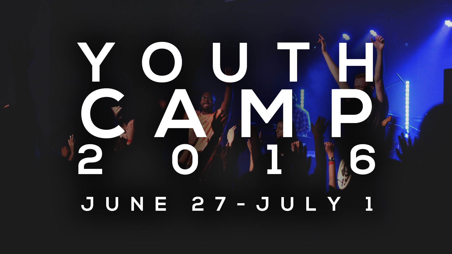 Youth Camp 2016